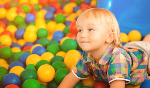kids parties liverpool - under 3 and over 3 toddlers